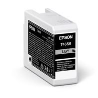 Epson Light Gray 25 ml blækpatron T46S9 - Epson SureColor P700