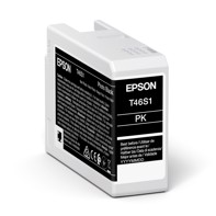 Epson Photo Black 25 ml blækpatron T46S1 - Epson SureColor P700
