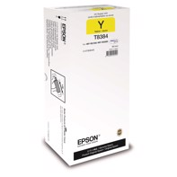 Epson T8384 Yellow XL blækpatron