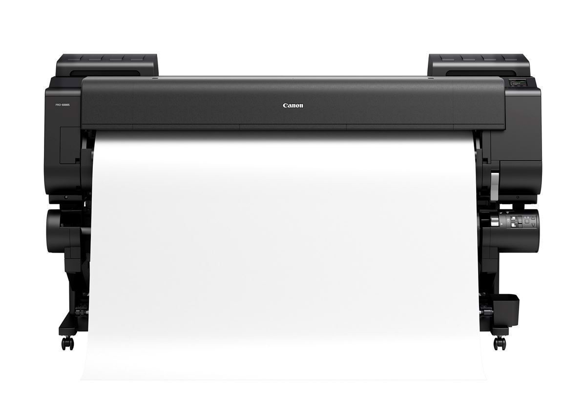 "Canon imagePROGRAF PRO 6000S, 60"" Printer - incl stand"