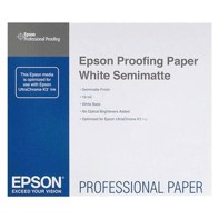 Epson Proofing Paper White Semimatte A3+ - 100 ark | C13S042118