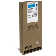 Epson WorkForce Series blækpatron XL Cyan - T9452