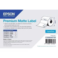 Premium Matte Label - udstansede labels  102 mm x 51 mm (2310 labels)