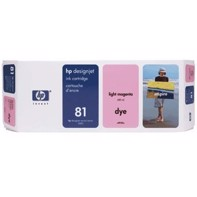 HP 81 - 680 ml Light Magenta blækpatron | C4935A