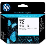 HP 72 Gray and Photo Black Printhoved | C9380A