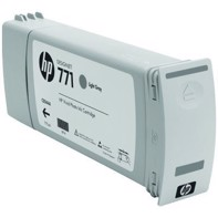 HP 771 - 775 ml Light Gray blækpatron | CE044A