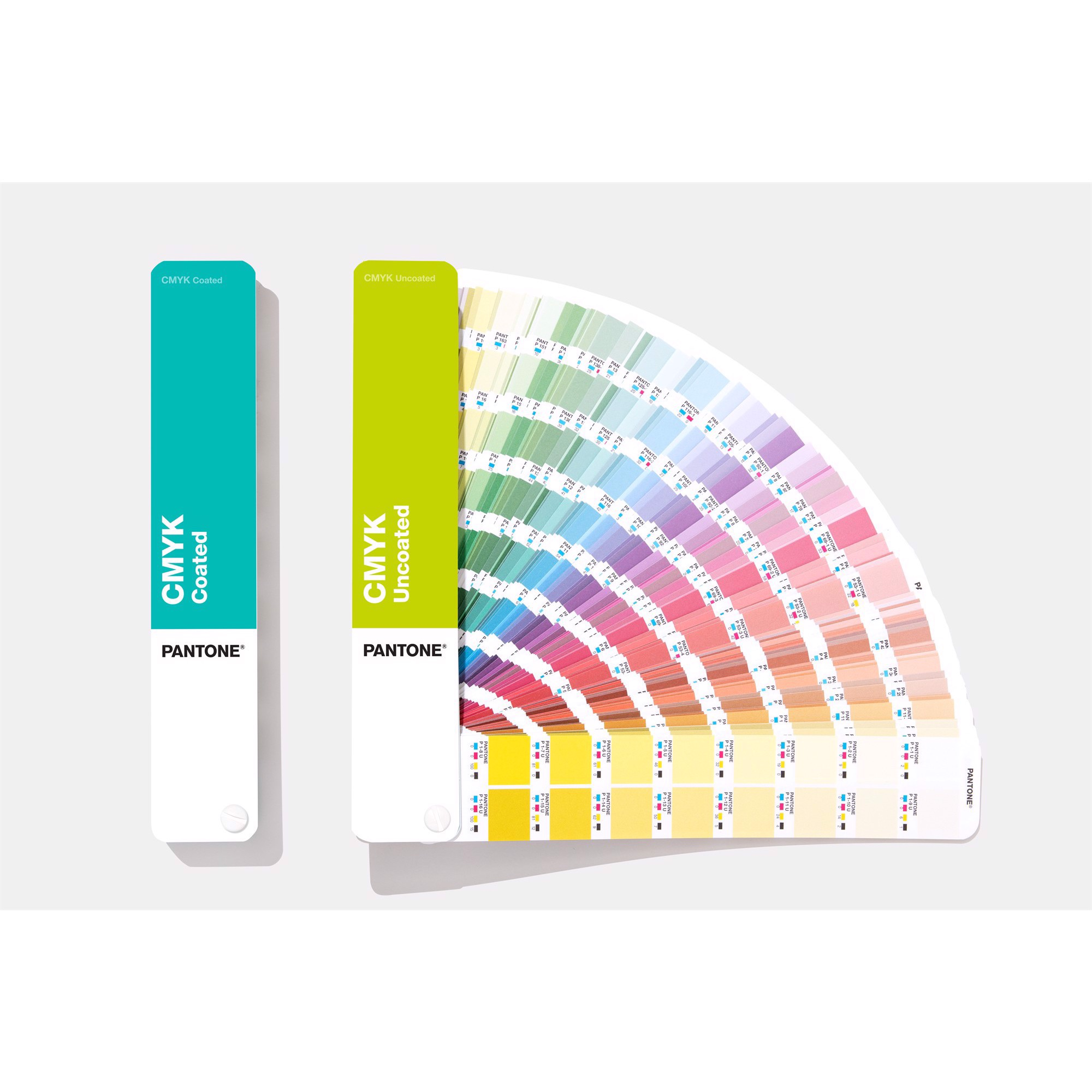 Pantone CMYK, Coated & Uncoated - GP5101A