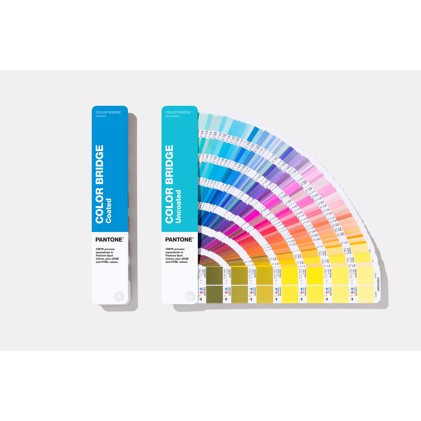 Pantone Color Bridge Set, Coated & Uncoated - GP6102A