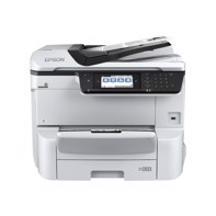 Epson WorkForce Pro WF-C8610DWF - A3+ multifunktionsprinter til erhverv