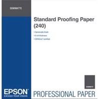 "Epson Standard Proofing Paper 240 g/m2 - 17"" x  30,5 m 
