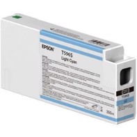 Epson Light Cyan T5965 - 350 ml blækpatron