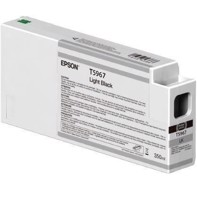 Epson T5967 Light Black - 350 ml blækpatron