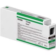 Epson T596B Green - 350 ml blækpatron