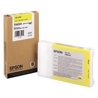 Epson Yellow T6034 - 220 ml blækpatron