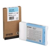 Epson Light Cyan T6035 - 220 ml blækpatron