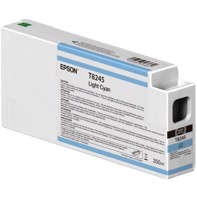 Epson Light Cyan T8245 - 350 ml blækpatron