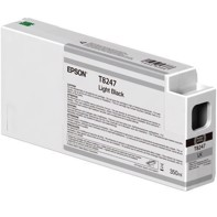 Epson Light Black T8247 - 350 ml blækpatron