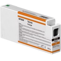 Epson Orange T824A - 350 ml blækpatron