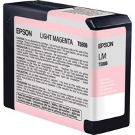 Epson Light Magenta 80 ml blækpatron T5806 - Epson Pro 3800