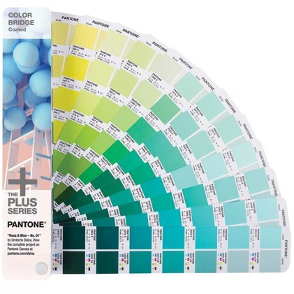 Pantone Plus Color Bridge, Coated - GG6103N