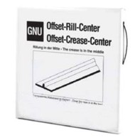 Offset-Rill, center. For papir 1,8 m