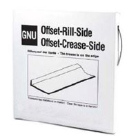 Offset-Rill, side. For papir 1,8 m