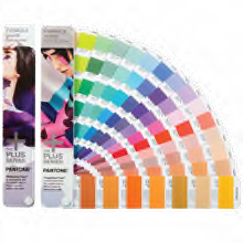 Pantone Plus Formula Guide Set, Solid Coated & Solid Uncoated - GP1601N