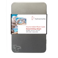 Hahnemühle Museum Etching Photo cards 350 g/m² - 10x15 - 30 ark