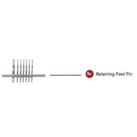 Rotary straight/convex - Retaining Pawl Pin