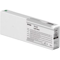 Epson Light Black T6367 - 700 ml blækpatron
