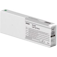 Epson Light Light Black T6369 - 700 ml blækpatron