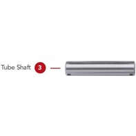 Rotary straight - Tube Shaft