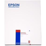 Epson UltraSmooth Fine Art Paper 325 g/m2, A2 - 25 ark | C13S042105