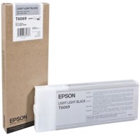 Epson Light Light Black 220 ml blækpatron T6069 - Epson Pro 4800/4880