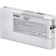Epson Light Light Black T9139 - 200 ml blækpatron