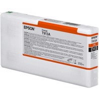 Epson Orange T913A - 200 ml blækpatron