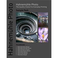 Hahnemühle Photo Sample Pack A4
