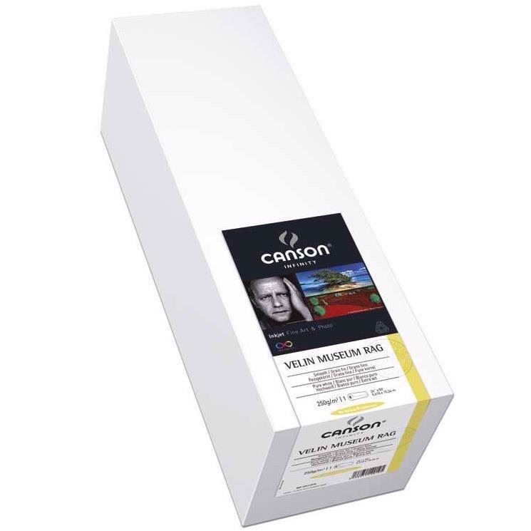"Canson Velin Museum Rag 315 g/m² - 24"" x 15,24 m"